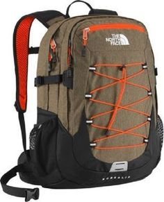 The North Face Backpack Borealis Laptop Back Pack School Supplies #TheNorthFace #Backpack