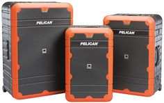 Travel with confidence (and fragile items). #Pelican Progear™ Elite Luggage.