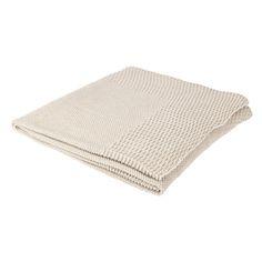 Strickdecke im Perlmuster - Decken - Schlafen | Zara Home Deutschland