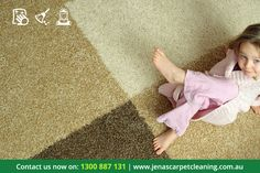 Call Us – 1300 887 131 for Carpet Cleaning Services in Melbourne. Visit http://jenascarpetcleaning.com.au/carpet-cleaning-melbourne/