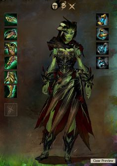 65 Best Guild Wars 2 Armor images in 2018 | Guild wars 2, Fantasy