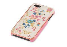 Coque Iphone Fleurs Lalé 16,50 € http://www.laboutiquedelouise.com