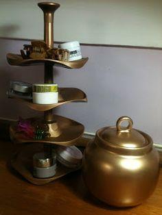 Diva...Like a Lady: Diy...ideia para o suporte das cápsulas do café......
