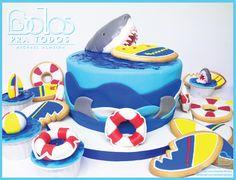 Pool Party - Bolos Pra Todos bolospratodos@gmail.com
