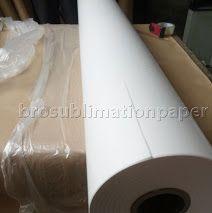 30gsm sublimation tissue paper/sublimation protective paper/protection paper for sublimation , is producing, regular size 1.6*1000 mts ! www.brosublimationpaper.com