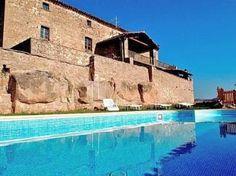 El Monesterio is an old, extraordinary Castle