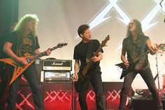 Metallica reuniting with Jason Newsted and Dave Mustaine for their 30 year anniversary performance