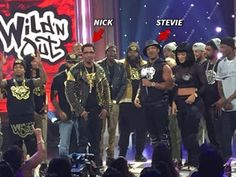 ACKCITY News: Stevie J & Nick Cannon Bang Heads After Stevie Say...