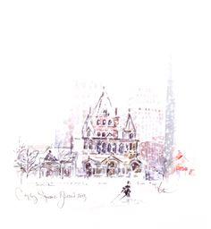 Copley Square Blizzard