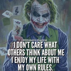 🔜🖐 ☑️my ❇️attitude 🔛my 💪👉life my ✓ 😎😎rules Good Wife Quotes, Badass Quotes, Mindset Quotes, Attitude Quotes, Heath Ledger Joker Quotes, Movie Quotes, Funny Quotes, Life Quotes Wallpaper, Motivational Quotes