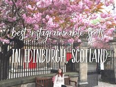 Travelling in the UK is super easy, but it's not cheap. I'll be sharing with you the best, most efficient and the cheapest ways of travelling around the UK. Scotland Road Trip, Places In Scotland, Scotland Travel, Visit Edinburgh, Edinburgh Castle, Edinburgh Restaurants, Edinburgh University, Bucket List Family, More Instagram Followers