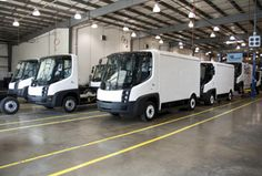 Navistar's eStar Electric Truck is an Ideal Urban Delivery Vehicle