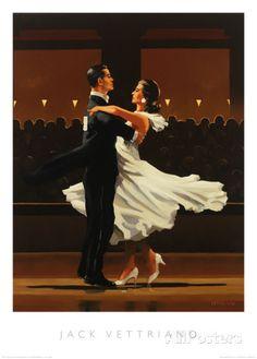 Take this Waltz Poster tekijänä Jack Vettriano AllPosters.fi-sivustossa