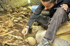 Los pobladores de Atapuerca de hace 4.500 años estaban emparentados con los de Oriente Próximo / Noticias / SINC