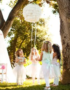 Flower Pinata & How to Make a Flower Pinata | Pottery Barn Kids