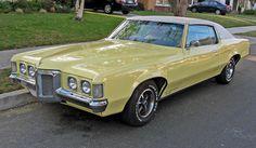 1969 Pontiac Grand Prix front 3q repaint
