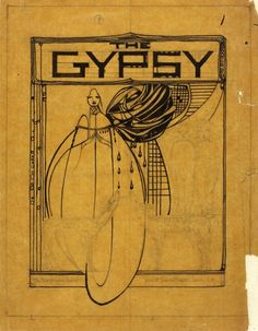Gypsy by Margaret MaDonald