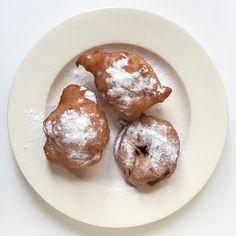 Traditie in huize Kieft: op 1 januari ontbijten met de overgebleven oliebollen en appelbeignets