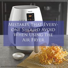 There are certain mistakes that can happen when you are cooking. These are common mistakes and then there are some which are 'not too common', right? When you are using a kitchen tool like an air fryer, the chances of facing mistakes or tough situations are lot more than the regular tools. Come on! This ...