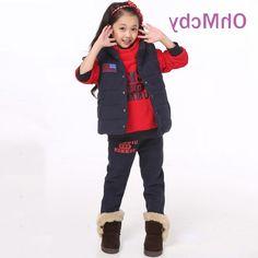 34.16$  Watch now - https://alitems.com/g/1e8d114494b01f4c715516525dc3e8/?i=5&ulp=https%3A%2F%2Fwww.aliexpress.com%2Fitem%2FAutumn-Winter-Casual-Children-Clothing-Set-Kids-Boys-Girls-Clothes-Set-Long-Sleeve-Sweater-Sportswear-Vest%2F32719295326.html - Autumn Winter Casual Children Clothing Set  Kids Boys Girls Clothes Set Long Sleeve Sweater Sportswear Vest and Pant 3 pcs Sets