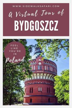 Take a virtual tour of Poland. Explore Poland photography on a trip to Bydgoszcz and Torun. Enjoy images of Poland. #PolandPhotography #TravelPoland Weekend Trips, Day Trip, Weekend City Breaks, Stuff To Do, Things To Do, Visit Poland, European City Breaks, Poland Travel, Old Town Square