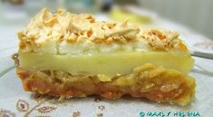 10 receitas para aproveitar banana madura - torta de banana