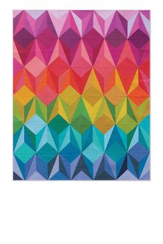 Aura Kit in Mariner Cloth – Alison Glass Andover Fabrics, Foundation Paper Piecing, Quilt Sizes, Quilt Top, Marines, Coloring Pages, Shapes, Kit, Templates