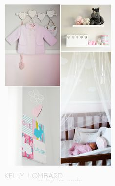 Baby Girl,  Emily's nursery