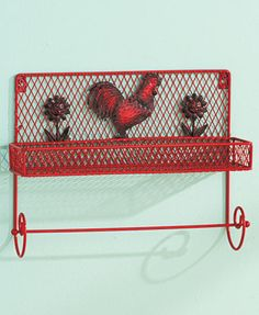 Rooster or Apple Kitchen Helpers
