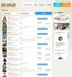 Access the most updated and complete list of job opportunities in