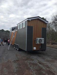 Two Bedroom Tiny House - Trinity by Alabama Tiny Homes