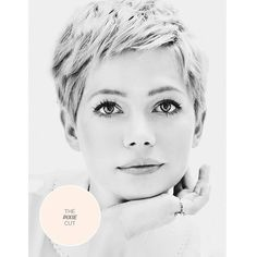 pixie haircut with glasses - Google Search