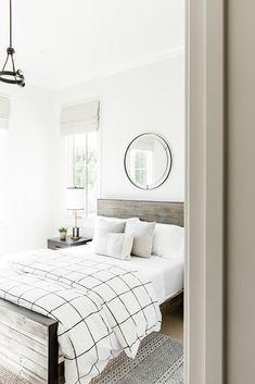 24 Best white comforter bedroom images | Bedroom decor, House ...