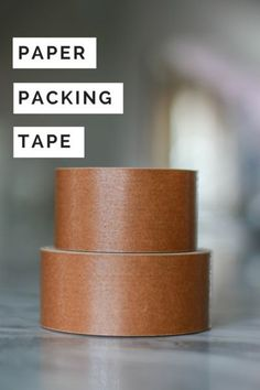 Unwrapped Life uses eco-friendly packing tape for zero-waste ecommerce shipping of its solid shampoo bars and conditioner bars. Zero Waste, Reduce Waste, Eco Friendly Cleaning Products, Eco Products, Eco Friendly House, Living At Home, Frugal Living, Back To Nature, Sustainable Living