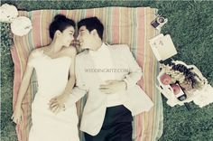 Korea Pre-Wedding Photoshoot - WeddingRitz.com » Jeju Island concept 2 - Korea pre-wedding photos