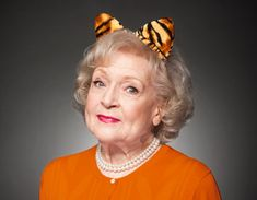 Betty White. One of my all time favorite funny ladies.