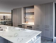 Cada Cocina tiene su propia Encimera Kitchen Island, Kitchen Cabinets, Wooden Cabinets, Vintage Kitchen, Vintage Inspired, Room, Home Decor, Kitchens, Marble