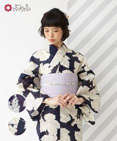 浴衣「ぶどう」紫織庵×ふりふ 京都 ゆかた レディース 女性 ユカタ 浴? #RakutenIchiba #楽天 Yukata, Oriental, Kimono, Fashion, Dress, Moda, Fashion Styles, Kimonos, Fashion Illustrations