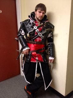 Assassins Creed IV Black Flag Edward Kenway Pirate Captain Cosplay costume  on Etsy, $520.00