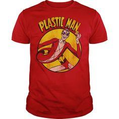 DC Plastic Man T-Shirts, Hoodies. VIEW DETAIL ==► https://www.sunfrog.com/Geek-Tech/DC-Plastic-Man.html?id=41382
