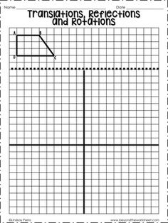 Worksheets Multiple Transformations Worksheet transformations worksheet delibertad multiple delibertad