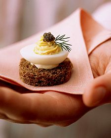 Dill and Rye set a new tone for the eggs we've always loved. Thank you Martha. Photo: Sang An