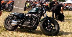 Ladies of Harley @FaakerSee Austria #EuropeanBikeWeek