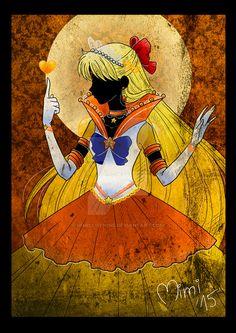 .eternal princess sailor venus by mimiclothing.deviantart.com on @DeviantArt