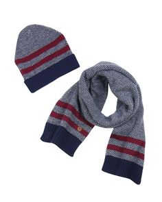 Mayoral Boy's Hat and Scarf Navy, Sizes 2-9 (4-6) -- Awesome products selected by Anna Churchill