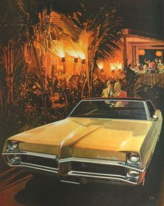1967 Bonneville - vintage '67 Pontiac Bonneville Car Collectible