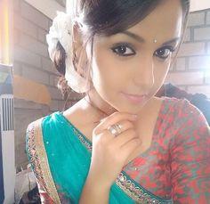Cute Girl Photo, Indian Actresses, Girl Photos, Cute Girls, Sari, Instagram, Fashion, Girl Pics, Saree
