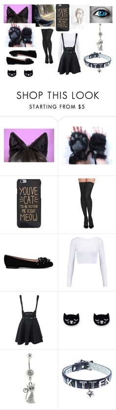"""Undercover"" by shadowfang52 on Polyvore featuring Commando, Boutique Moschino, Cushnie Et Ochs and NecroLeather"