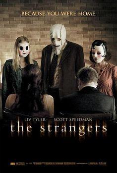 The Strangers. 2008.