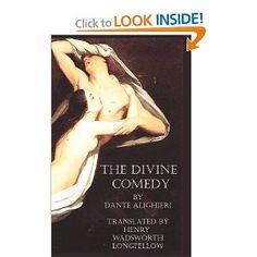 The Divine Comedy - Dante Alghieri (Longfellow translation)